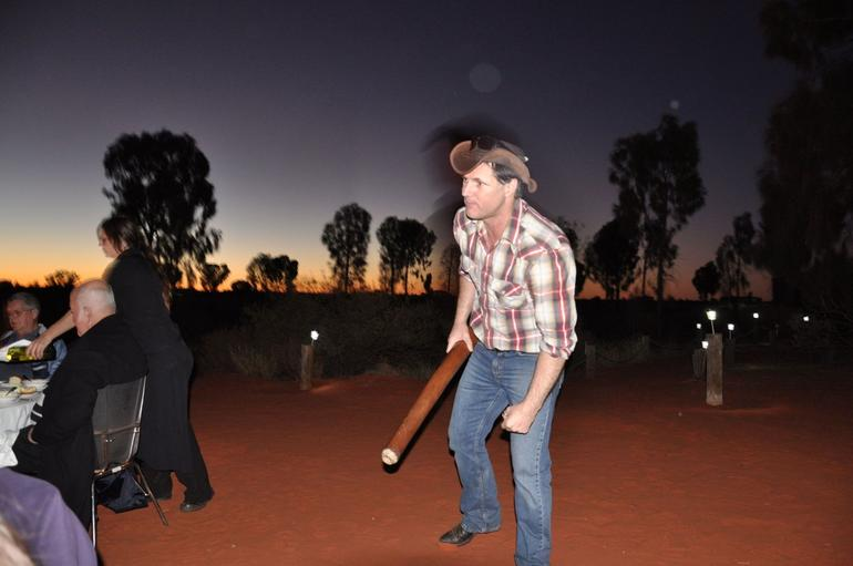 sound - Ayers Rock