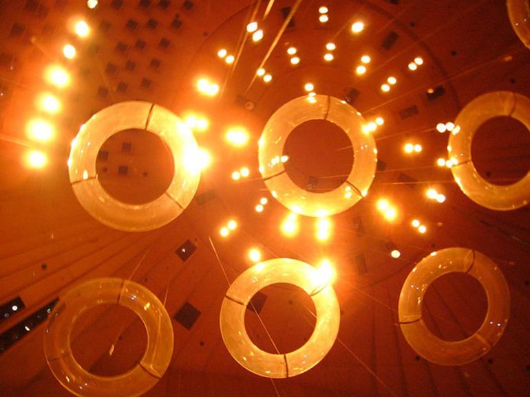 Symphony Hall Ceiling - Sydney