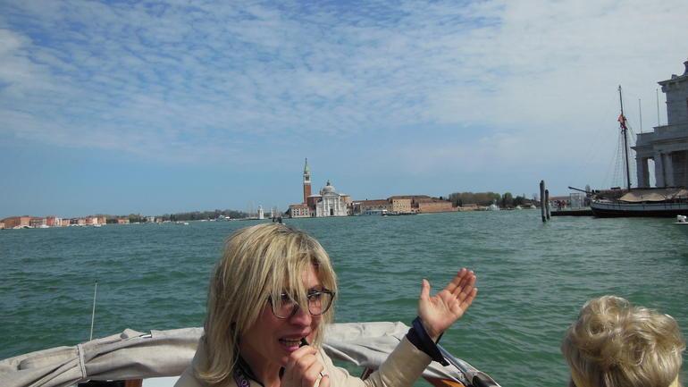 Taxi Boat Tour - Venice