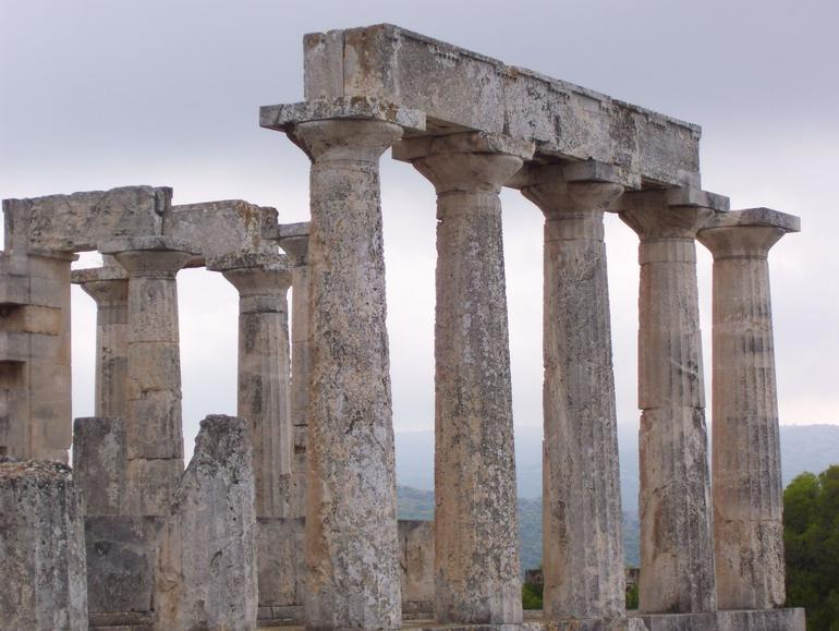 Temple of Aphaia - Athens
