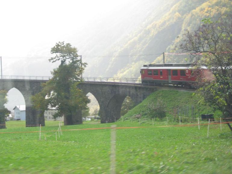 Train - Milan