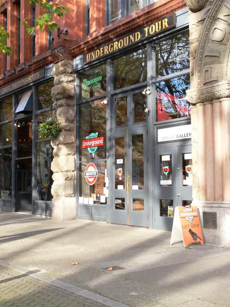 3-Hour Seattle City Tour