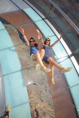 Falling from the skywalk, LindaGrana - September 2015