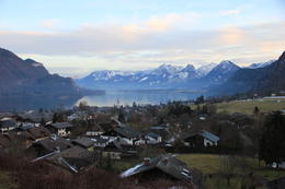 Photo op before Mondsee. , Heather M - December 2013