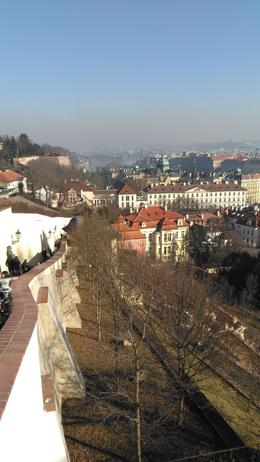 the view from prague castle , Joemugg - February 2017