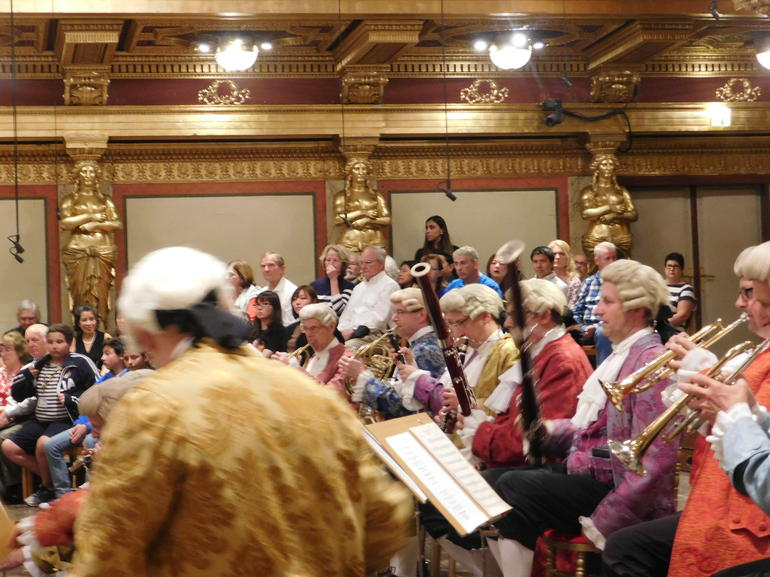 Vienna Mozart Evening: Gourmet Dinner and Concert at the Musikverein photo 22
