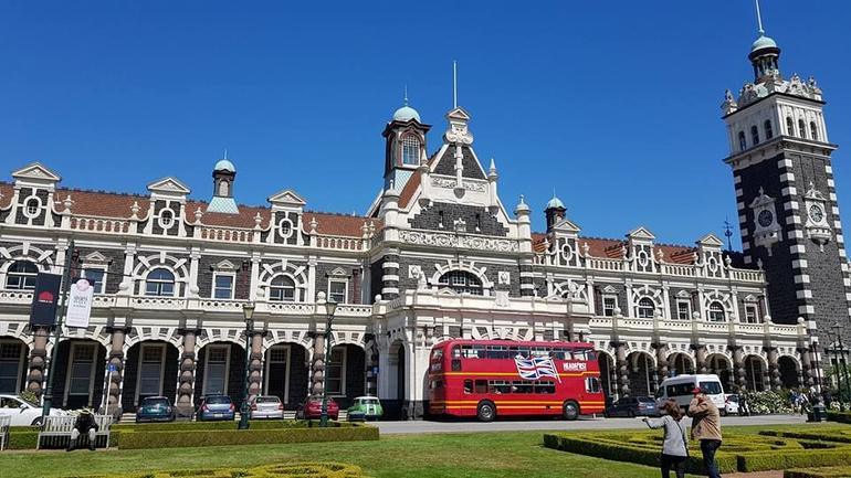 Shore Excursion: Full-Day Ships Shore Excursions from Dunedin
