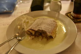 Apple Strudel...can't have enough of this. , Evelyn Y - December 2017
