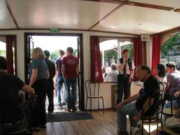 Inside the tour boat , baronrog - June 2012