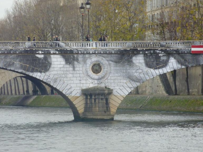 A bridge on the Seine - Paris