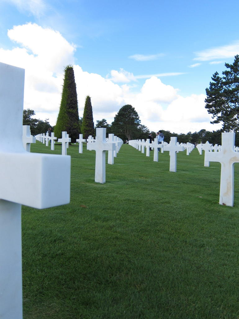 American Cemetary - Bayeux