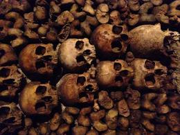 Catacombs Tour , Annamarie B - January 2015