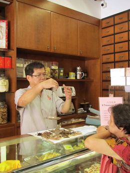 Chinese Herbalist , fionatully - October 2015