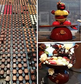 The Art of Chocolate , shari n - July 2014