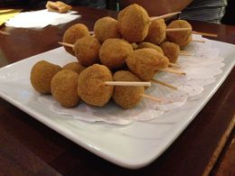 From our first stop on our Wine and Cicchetti tour! , Ruth M - November 2015