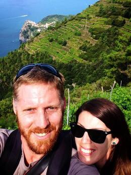 The start of the hike! , Danielle v - September 2014