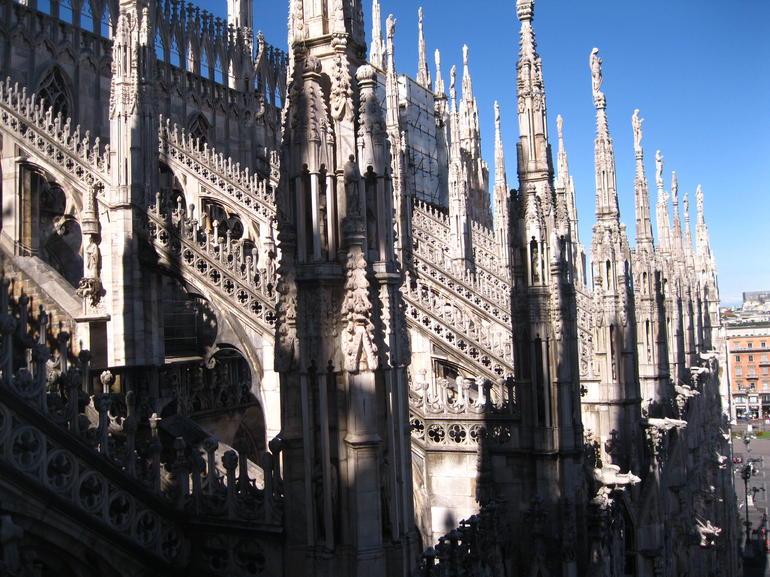 Duomo of Milan - Milan