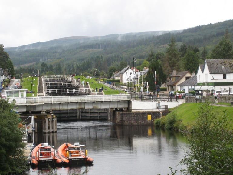 Fort Augustus - Edinburgh