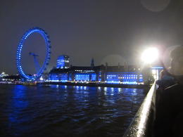 London Eye and County Hall , Mr R J V - October 2012