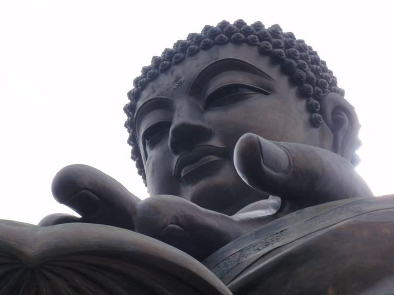 Giant Buddah Lantau Island - Hong Kong
