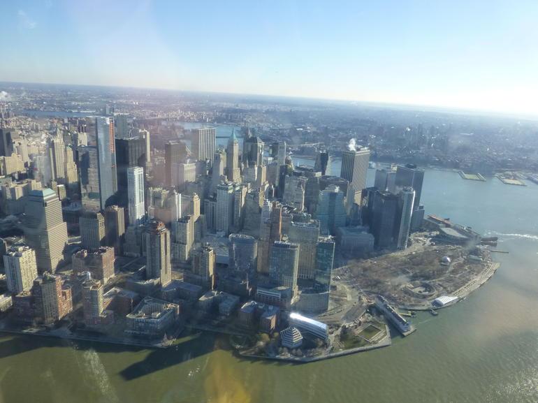 Ile de Manhattan - New York City