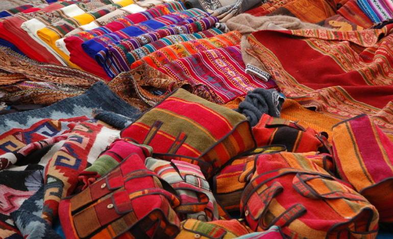 Indigenous Market - Lima