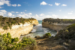 Photo of Loch Ard Gorge at shipwreck coast. One of the last stops on this very exciting tour! , Maciej G - April 2016