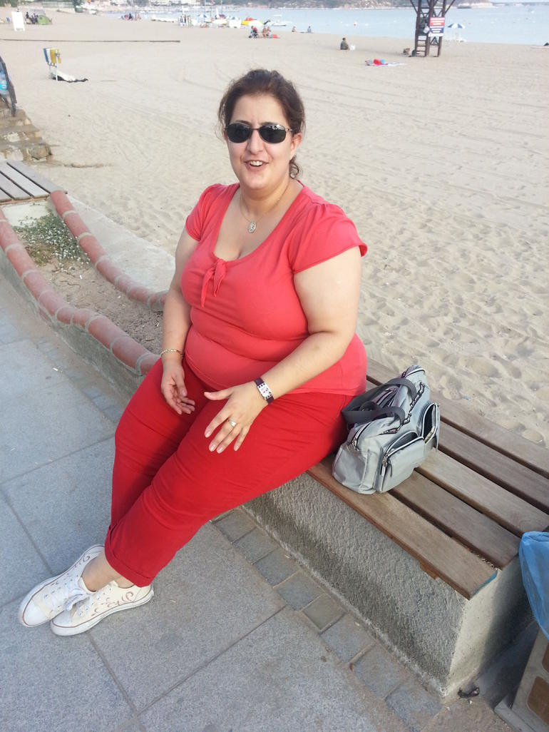me - Barcelona