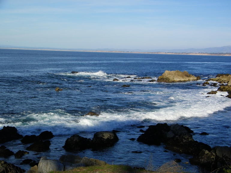 Monterey Bay - San Francisco