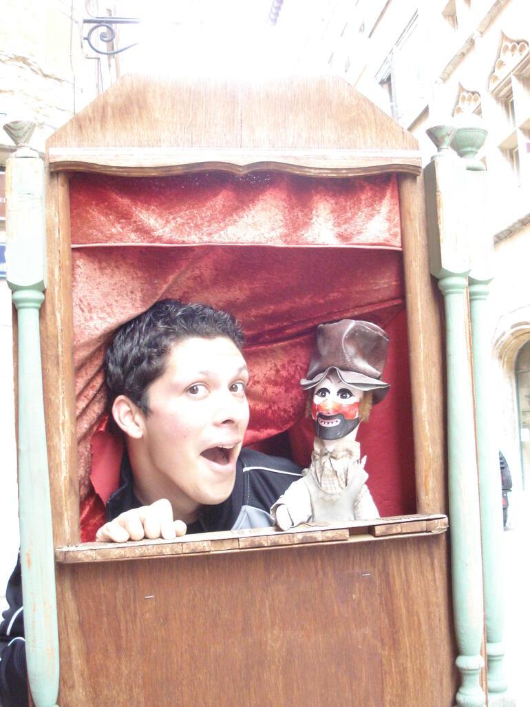 Puppet Show - Lyon