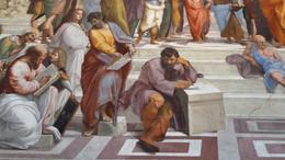 Vatikanische Musseen: Freskomalerei von Raffael , Tom G - October 2013