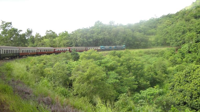 scenic railway - Cairns & the Tropical North