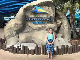 Welcome to SeaWorld!, Becky - August 2016