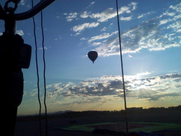 Stunning Sunrise! - Las Vegas