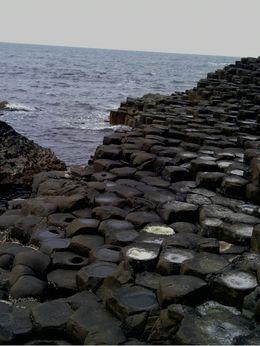 en Irlande du nord la chaussée des géants , lagachepatricia - May 2016