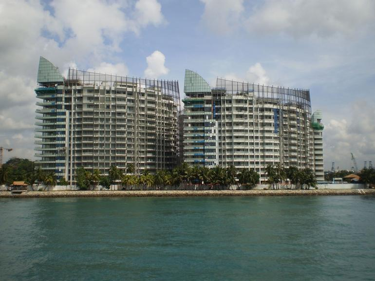 Waterside residential development - Singapore