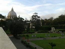 View from Vatican Museum Entrance , Carey B - October 2016
