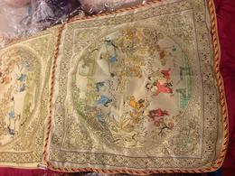 Beautiful brocade made at the Silk Factory , Mary S - April 2017