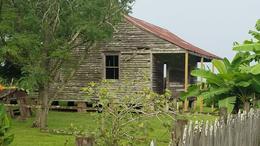 old living quarters at Laura Plantation , Brian M - July 2017