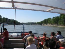 View up the Seine , baronrog - June 2012
