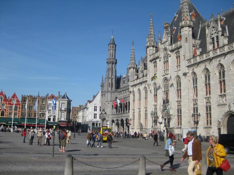 Bruges - Brussels