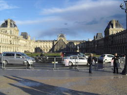 Louvre Museum, sarahm - October 2012