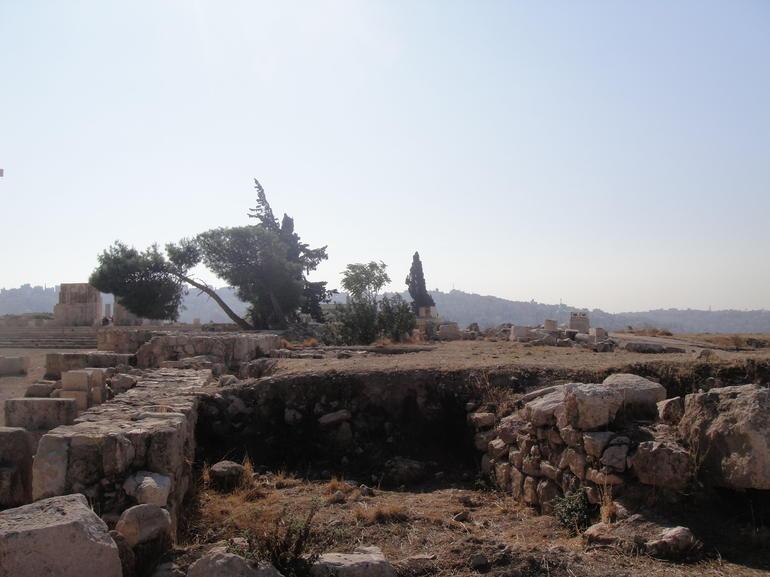 Citadel - Amman