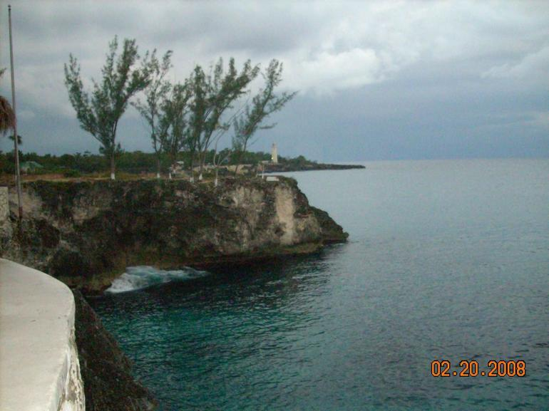Cliffs at Ricks Cafe - Montego Bay