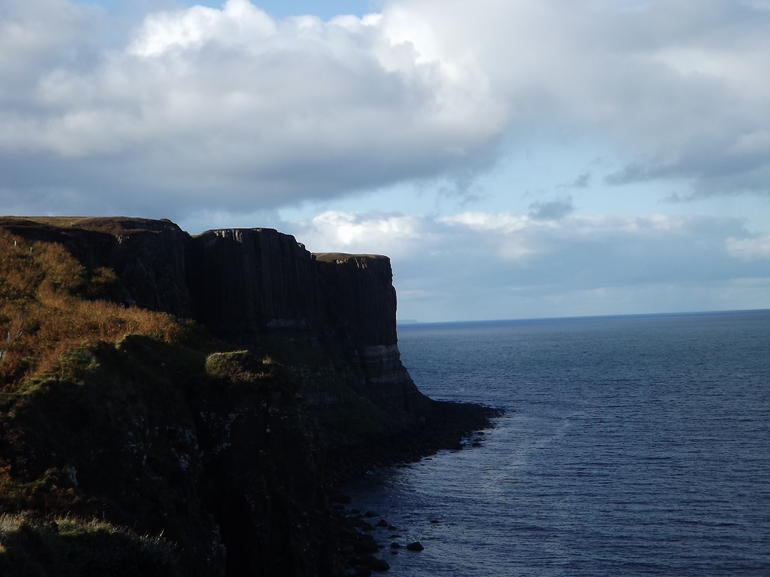 Isle of Skye's Three Parts - Edinburgh