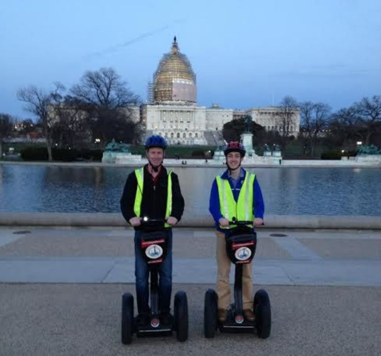 Washington DC Segway Night Tour photo 13