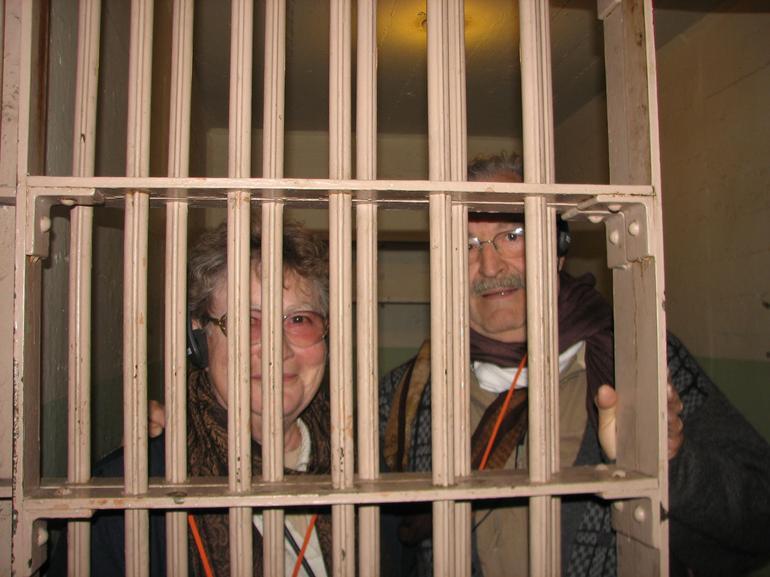 Jailed in Alcatraz! - San Francisco