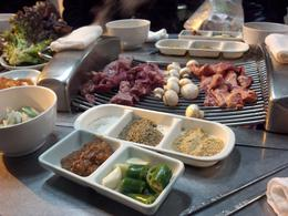 Korean barbecue, Katie H - June 2014