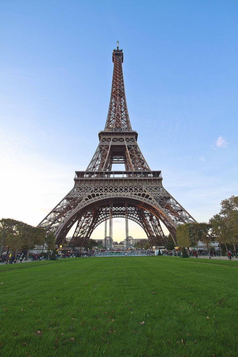 La Tour Eiffel - The Eiffel Tower - Paris