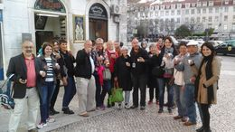 Great tour of Lisbon Food and drink places, great people on the tour from UK, Brazil, USA, Denmark and Switzerland. Highly recommended , shesamaniac7 - May 2016
